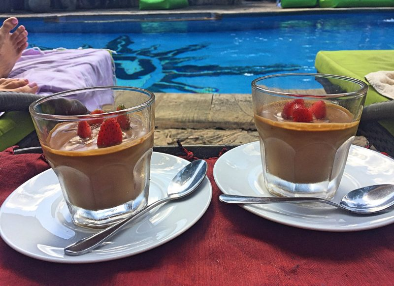 13 Photos to Inspire You to Eat at Alkaline Serenity Eco Guesthouse in Bali