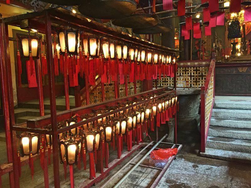 8 Free Things to Do in Hong Kong: Man Mo Temple