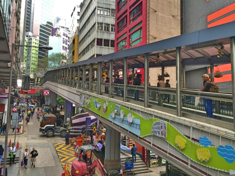 8 Free Things to Do in Hong Kong: Explore the Central-Mid Level Escalators