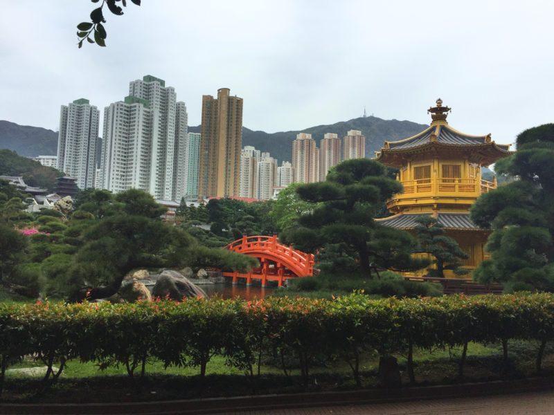 8 Free Things to Do in Hong Kong: Explore Nan Lian Garden