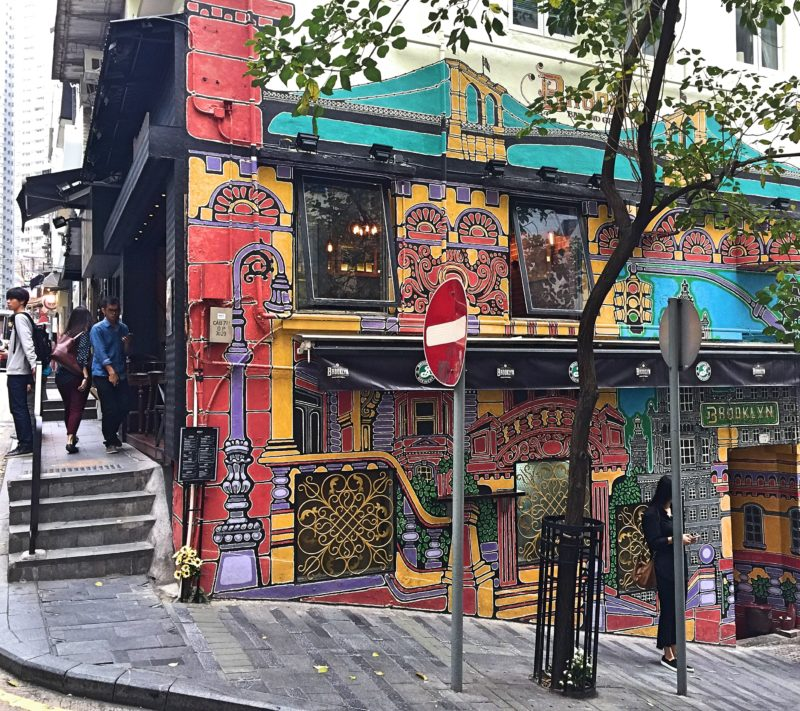 8 Free Things to Do in Hong Kong: Discover Street Art