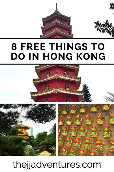 8 Free Things to Do in Hong Kong