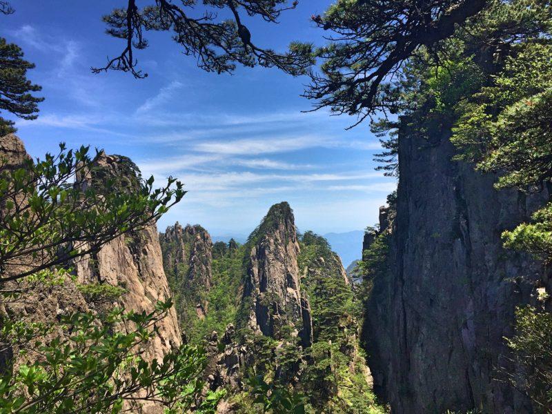 5 Photos to Inspire You to Hike Huangshan