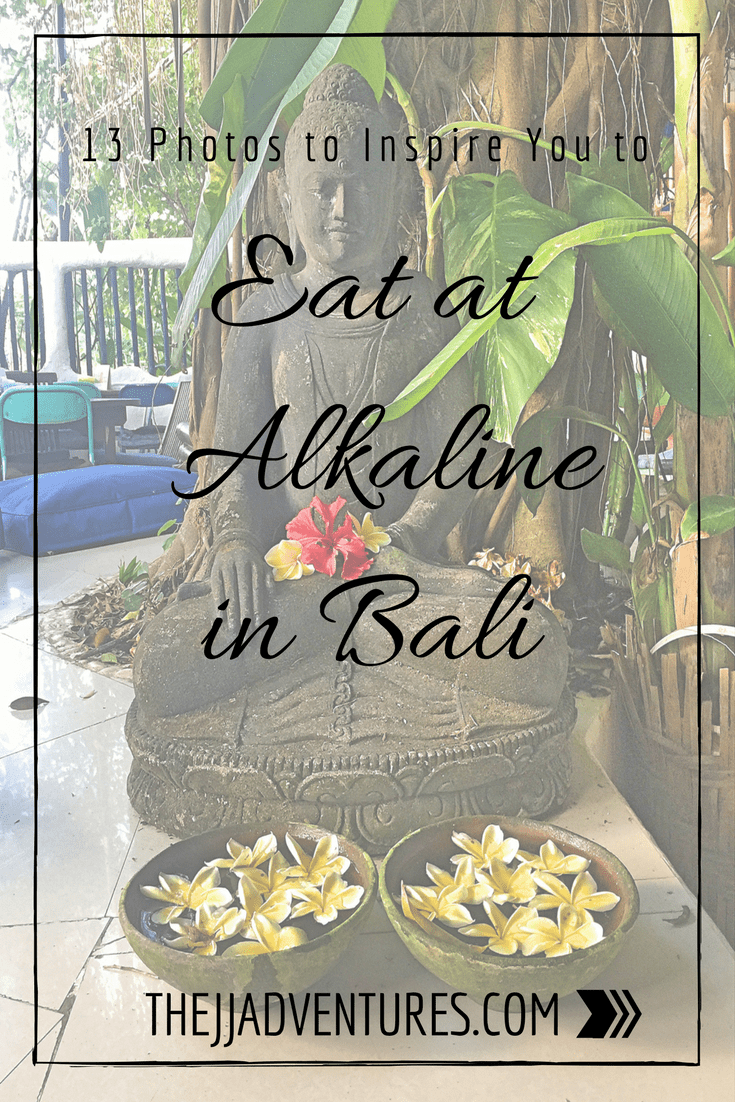 13 Photos to Inspire You to Eat at Alkaline in Bali #jjadventures