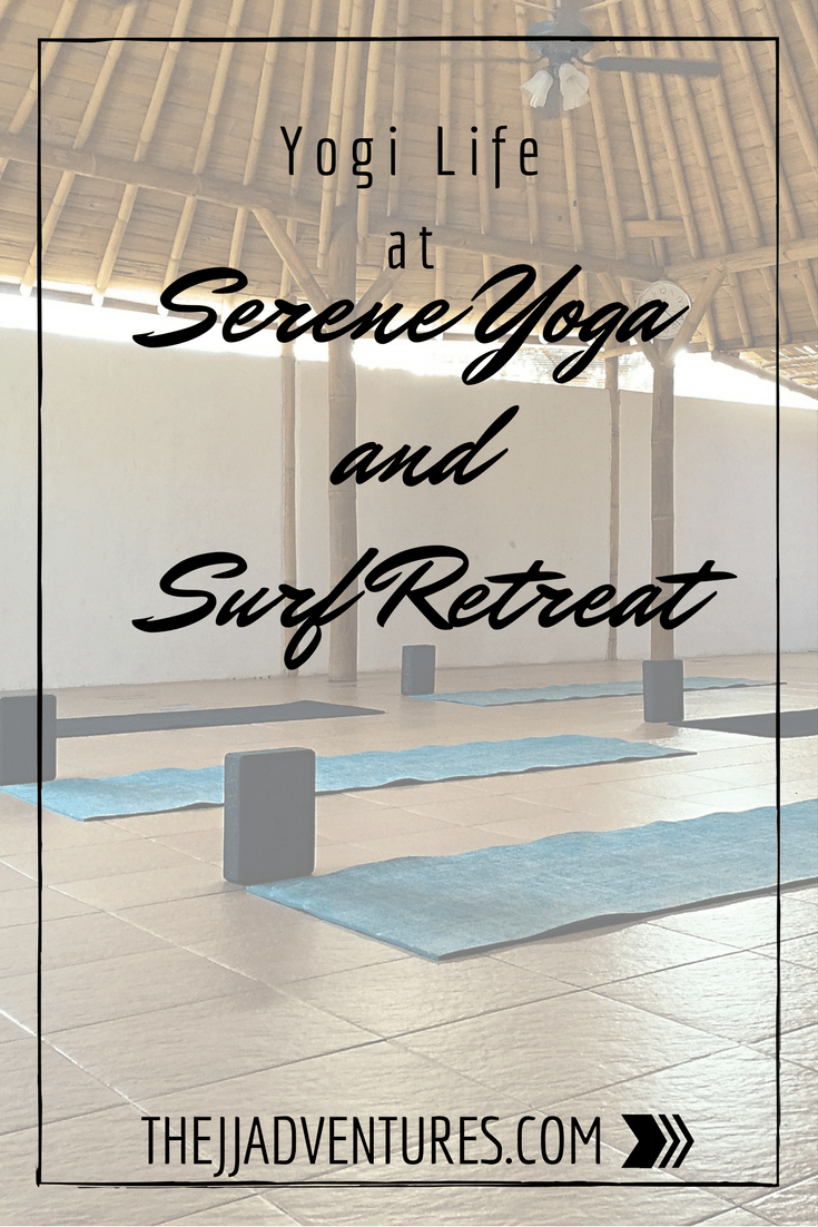 Yogi Life at Serene Yoga and Surf Retreat